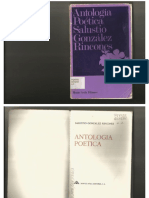 Antologia poética-Salustio González Rincones