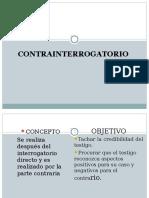 5 contrainterrogatorio