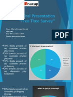 Free Time Presentation