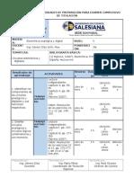 Cronograma Electrónica Analógica y Digital (Per-47)