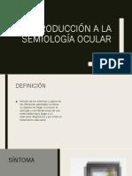 Int- Semiologia Ocular Mód II