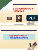 Costos de a&B Unidad I - 2 Mermas y Recetas