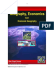 Second Edition - Geography, Economics And Economic Geography PART-1