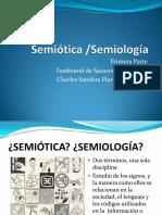 Semiótica -Semilogía Parte I