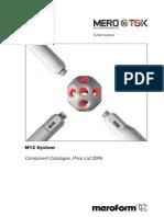 M12 Catalogue