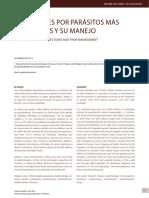 Parasitosis en Pediatria