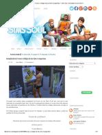 Recopilación de Trucos o Códigos de Los Sims 4
