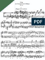 Grieg Piano