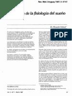 Fisiologia Del Sueño