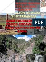 Captacion de Aguas Subterraneas