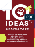 10 Ideas for Health Care, 2016