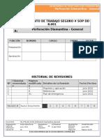 CD PTS DD 8.001 Perforación Diamantina SP