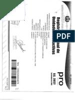 Ejemplo de Certificado Pro Bolivia