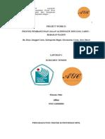 Project Work II Kjr Alfian 1113020034