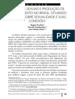 Situando Estudos Sobre Sexualidade e Suas Conexões