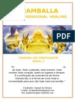 Shamballa Multidimensional Healing Nível 1