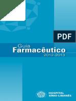 Guia Farmace^utico 2012 - 2013 Hospital Si_rio-Libane^s