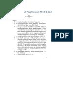 Menghitung Tebal PipaMenurut ASME B 31