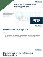 Redacción de Referencias Bibliográficas.pd