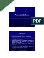 Cap4 - Procesos de Software