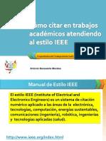 Cómo Citar - IEEE II