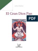 Arthur Machen - El Gran -Dios Pan.pdf