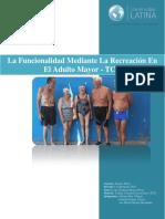 Funcionalidad Mediante Recreación en PAM