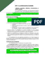 Unidad Nº 1. sistemas contables II