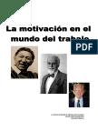La Motivacion en El Mundo