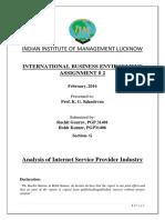 isp industry