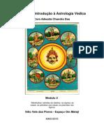 Introdução à Astrologia Védica - 2