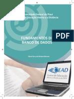 Fundamentos de Banco de Dados (2)
