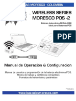Manual Basculas Pos Inalambrica 2