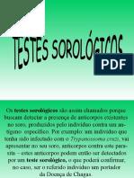 Testes Sorológicos