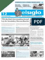 Edicion Impresa El Siglo 12-04-2016
