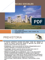 FUNDAMENTOS Prehistoria