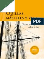 Quillas Mstiles y Velas Textos Portugueses Sobre El Mar