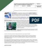 Biologia Noveno Taller Biogenetica