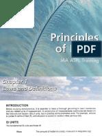 Principios de Vuelo ATPL Training