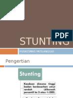 stunting.ppt