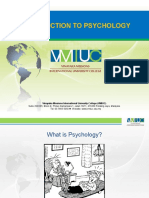 Introduction to Psychology_Part 1