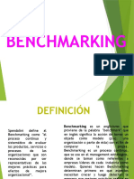 DIAPOSITIVAS BENCHMARKING