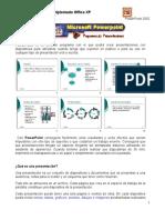 4 Manual PowerPointl XP