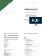 Manual de La Investigación Preparatoria