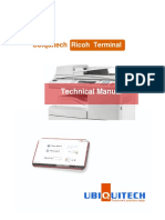 Ric Oh Terminal Technical Manual v 2