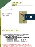 HIDROCEFALIA PEDIATRICA