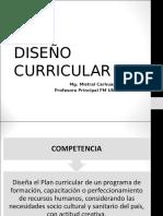 Diseño Curricular 6 10 15