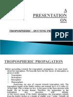 Ducting Propagation
