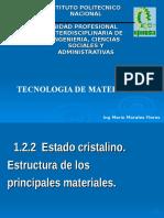 1.2.2 2015 b Edo Cristalino. Estructura de Los Princ Mat