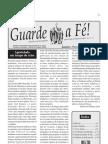 GUARDE A FÉ nº39
